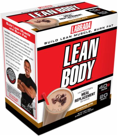 Lean Body Packets MRP