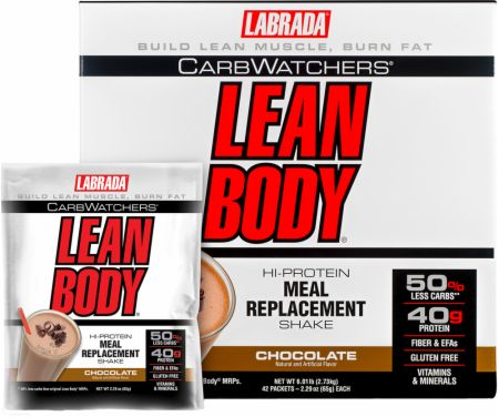 Labrada Carb Watchers Lean Body
