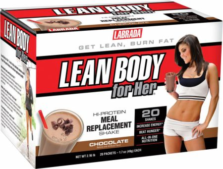 Labrada Lean Body For Her