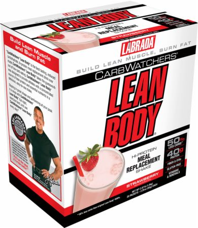 Carb Watchers Lean Body MRP