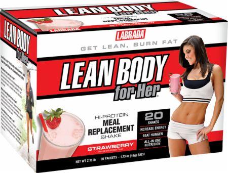 Lean Body For Her MRP