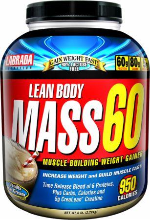 Labrada Nutrition Lean Body Mass 60 の BODYBUILDING.com 日本語・商品カタログへ移動する