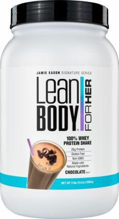 Jamie Eason Signature Series 100% Whey Protein Shake