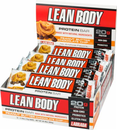 Lean body protein bars