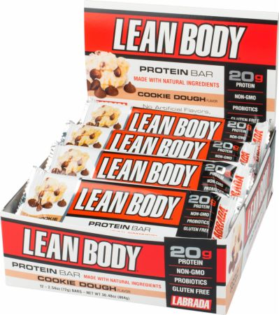 Lean Body Protein Bar