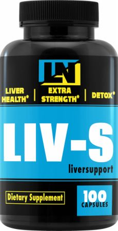 Image of Liver Support 100 Capsules - Liver Health LiveLong Nutrition