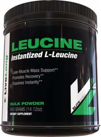 Instantized L-Leucine