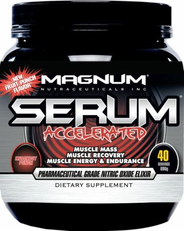 Magnum Nutraceuticals SERUM の BODYBUILDING.com 日本語・商品カタログへ移動する