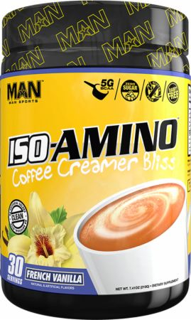 ISO-AMINO Coffee Creamer Bliss