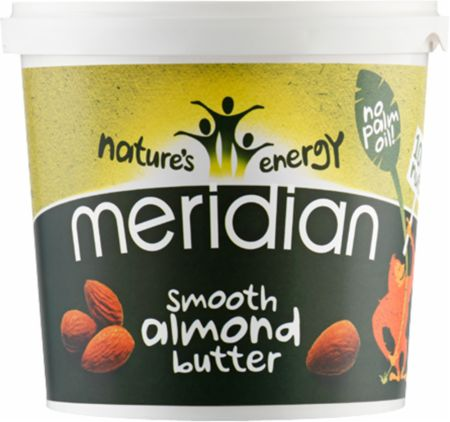 Image of Meridian Nut Butter 1 Kilogram Smooth Almond Butter