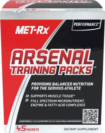 MET-Rx Arsenal Training Packs の BODYBUILDING.com 日本語・商品カタログへ移動する