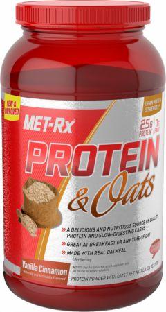 Met-Rx Protein & Oats
