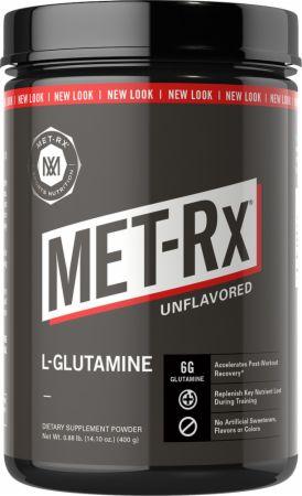 Image of MET-Rx L-Glutamine 400 Grams Unflavored