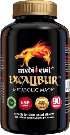 Image of Medi Evil Excalibur 90 Capsules