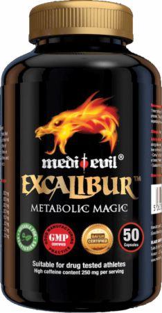 Image of Medi Evil Excalibur 50 Capsules