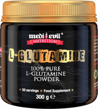 Image of Medi Evil L-Glutamine 300 Grams