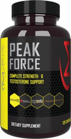 Peak Force Strength & Testosterone Support