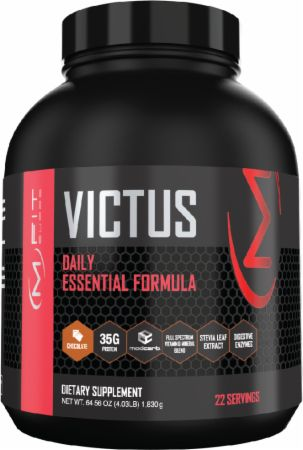 Image of Victus Meal Replacement Chocolate 5 Lbs. - Meal Replacement MFIT Supps