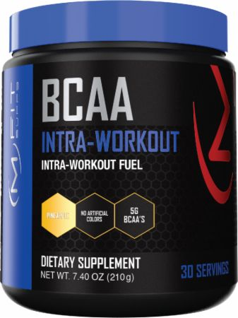 Image of BCAA Intra-Workout Fuel Pineapple 30 Servings - Amino Acids & BCAAs MFIT Supps