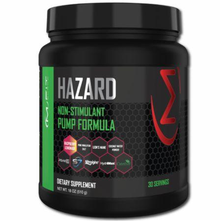 Hazard Stimulant Free Pre-Workout