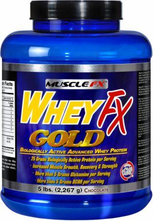 Whey FX Gold