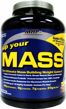 Up Your Mass