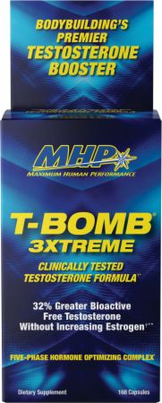 Clinical Strength T-Bomb 3Xtreme