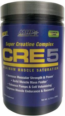 Image of MHP CRE5 60 Servings Lemon Lime