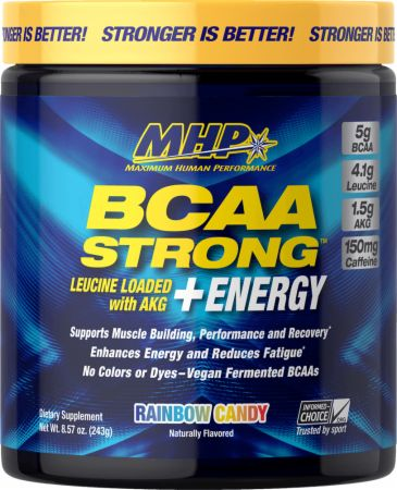 BCAA Strong + Energy