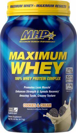 Maximum Whey Protein Complex