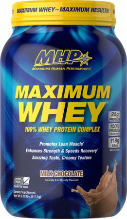 Maximum Whey Protein Complex