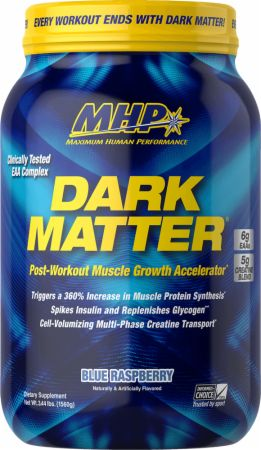 Dark Matter Post Workout Recovery Accelerator