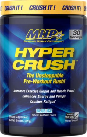 Hyper Crush Pre Workout
