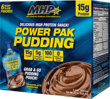Power Pak Pudding