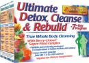 Michael's Ultimate Detox, Cleanse & Rebuild
