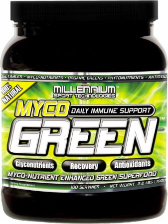 Millennium Sport MycoGreen Powder