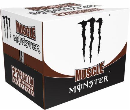 Muscle Monster Energy Shake