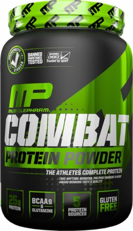 Combat Whey Protein Powder