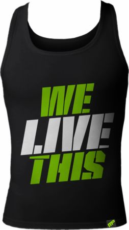 We Live This Tank