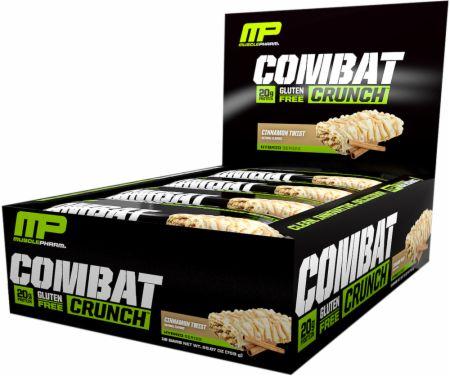 Combat Crunch Bars