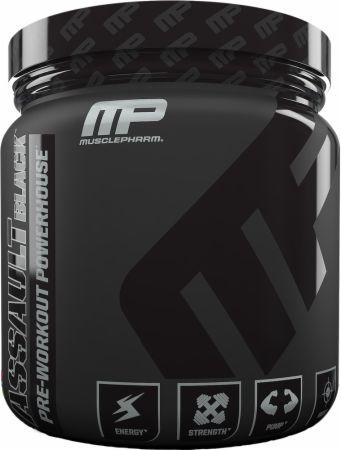 MusclePharm Assault Black Watermelon 30 Servings - Pre-Workout Supplements -...