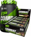MusclePharm Combat 100% Whey/Combat Crunch Bar Bundle