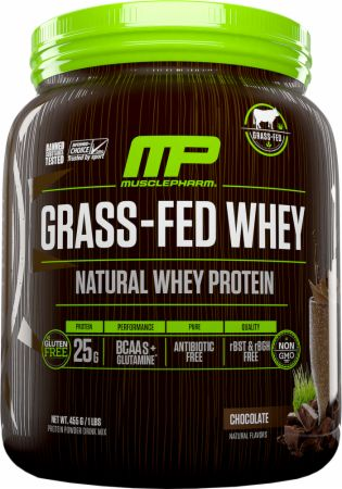 Natural Series Grass-Fed Whey