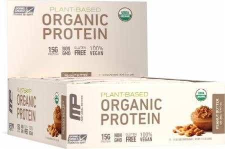 Natural Series Organic Protein Bars