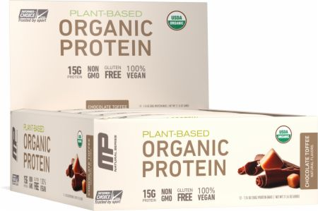 Natural Series Organic Protein Bars