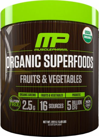Natural Series Organic Superfoods