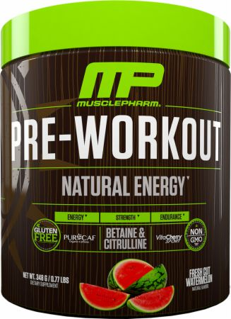 Natural Series Pre-Workout