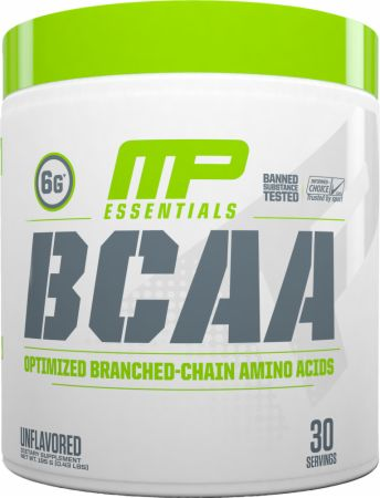 Image of BCAA Unflavored 30 Servings - Amino Acids & BCAAs MusclePharm