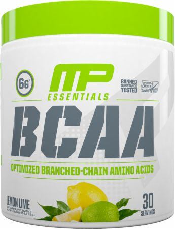 Image of BCAA Lemon Lime 30 Servings - Amino Acids & BCAAs MusclePharm
