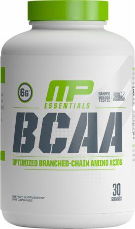 Image of BCAA 240 Capsules - Amino Acids & BCAAs MusclePharm